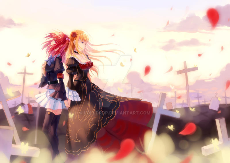 20090921 Say goodbye for loves by loli-drop