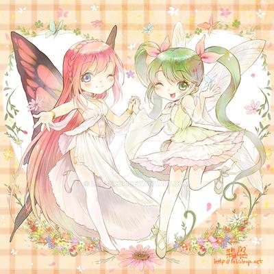 Fairy by loli-drop