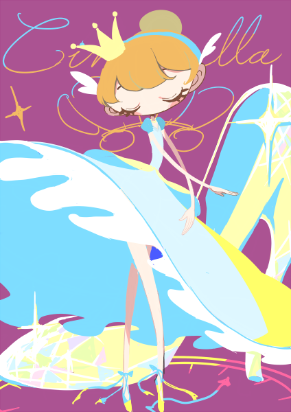 Cinderella by loli-drop