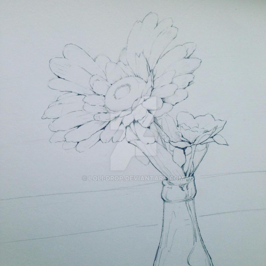 flower by loli-drop
