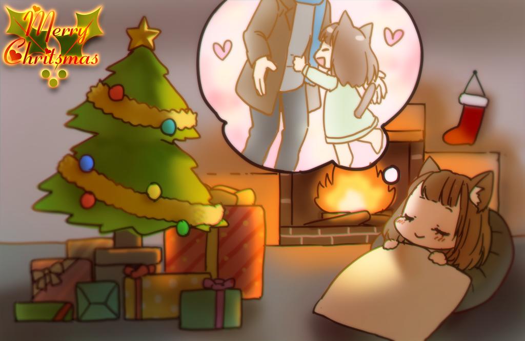 Merry X'mas by loli-drop