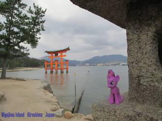 Ponies Around the World - Miyajima, Japan by BTech