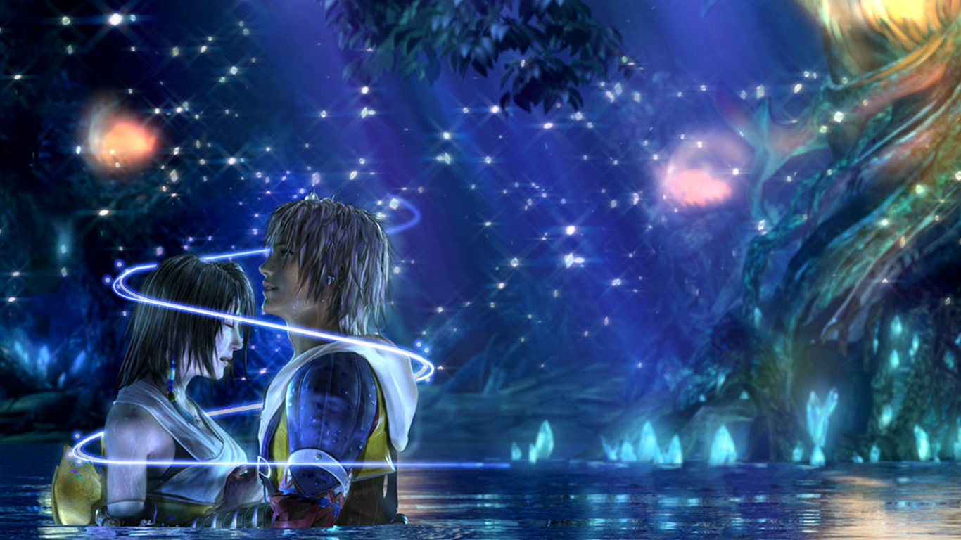 yuna ffx wallpaper - photo #14
