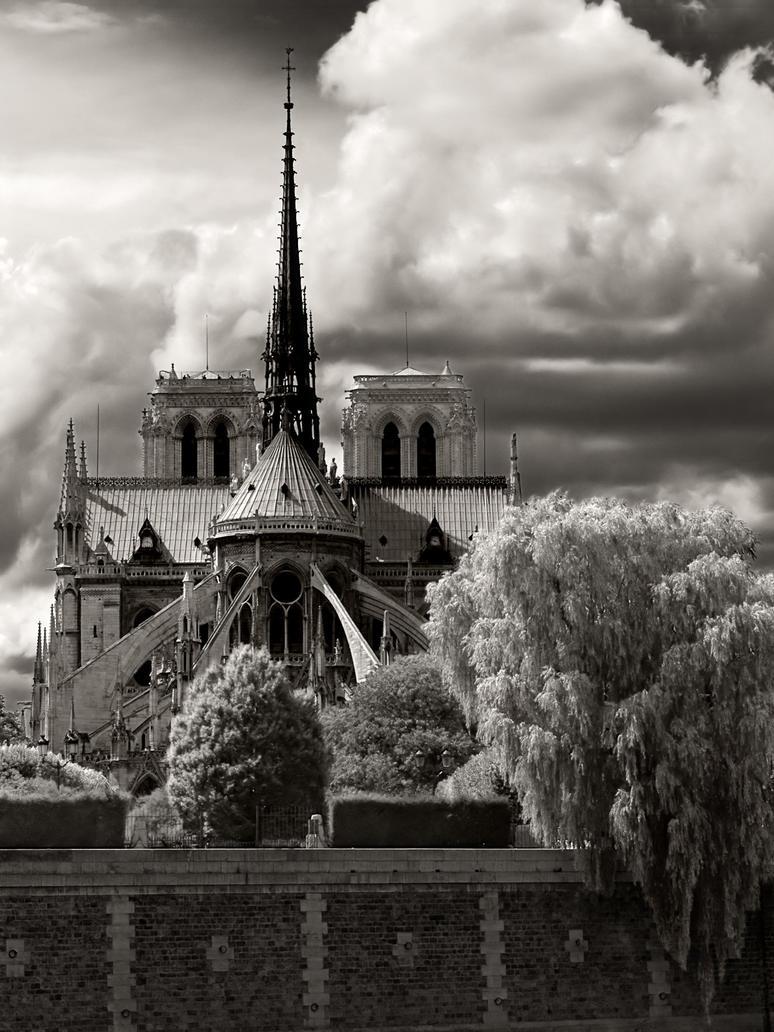 Notre Dame de Paris by WTek79