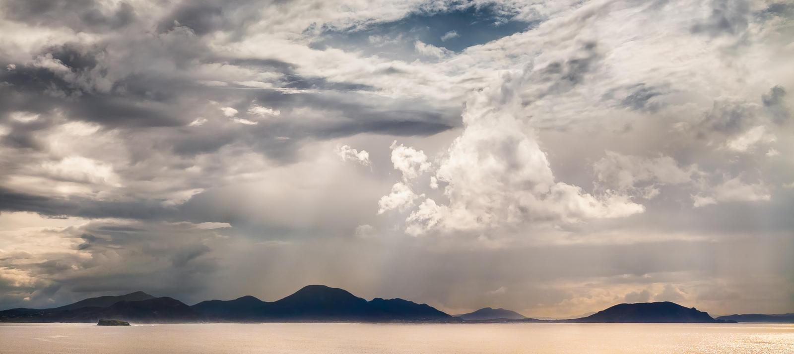 Golden Sea by WTek79