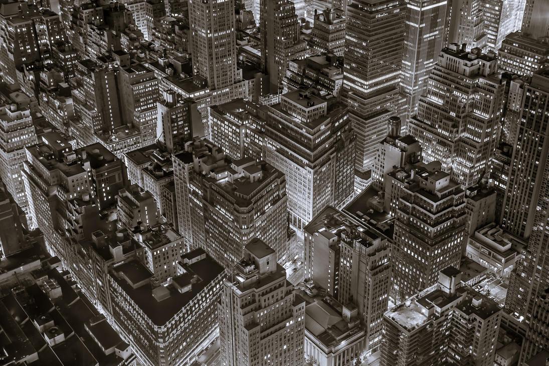 Dark City by WTek79