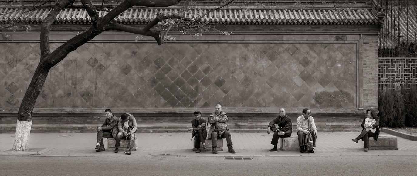 Seven Travellers by WTek79