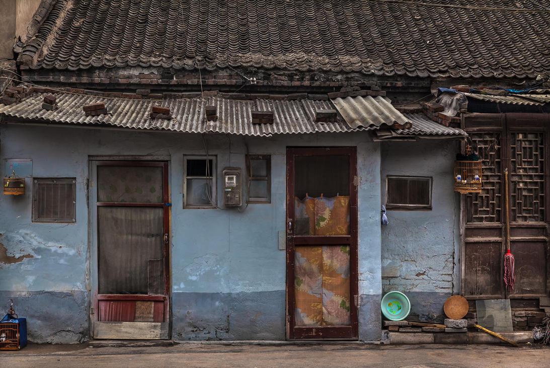 La maison bleue by wtek79 on deviantart - Maison bleue mobel ...