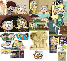 My The Loud House Collage: Best Moments and Ships by Bart-Toons