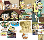 My The Loud House Collage: Best Moments and Ships