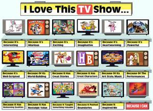 I Love This TV Show Meme