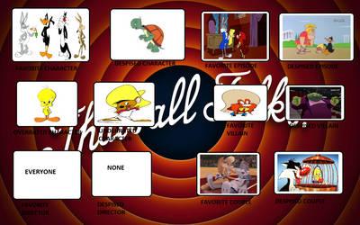 My Looney Tunes Controversy Meme