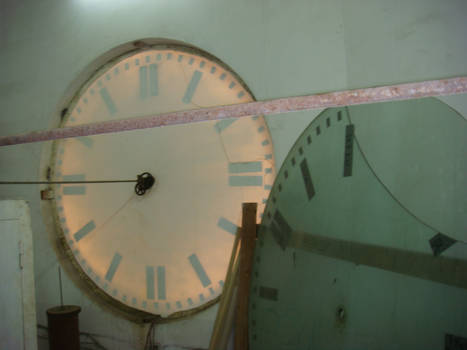Goodbye Clock tower