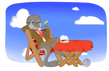 [COMM] Relaxing Vacation