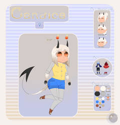 [C-S][MASCOT] Candice Official Reference__2018