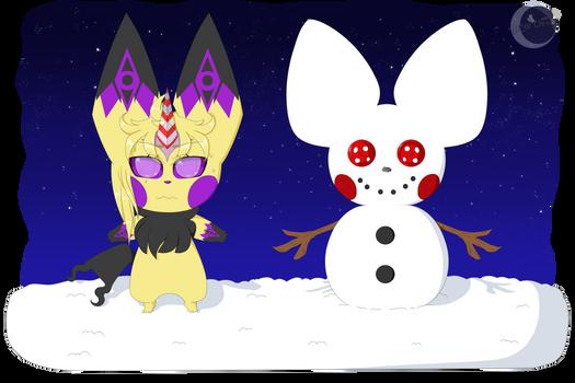 [GC] Model For A Snowman [Secret Santa]