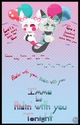 [GC] Ridin' With U by LunarCherub