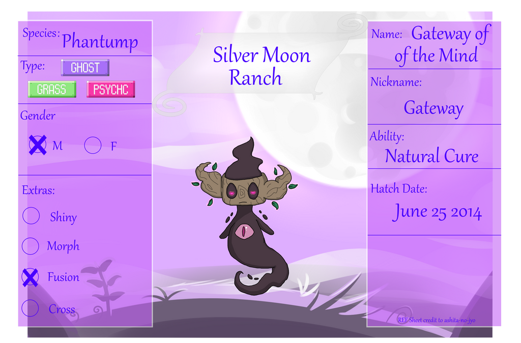 Phantump Best Nature And Ability
