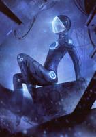 Sci Fi Girl by SYN.SCHOLAR by Syn-Scholar