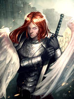 Armour of hope by Syn-Scholar