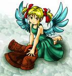 litlle angel