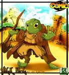 magigc frog