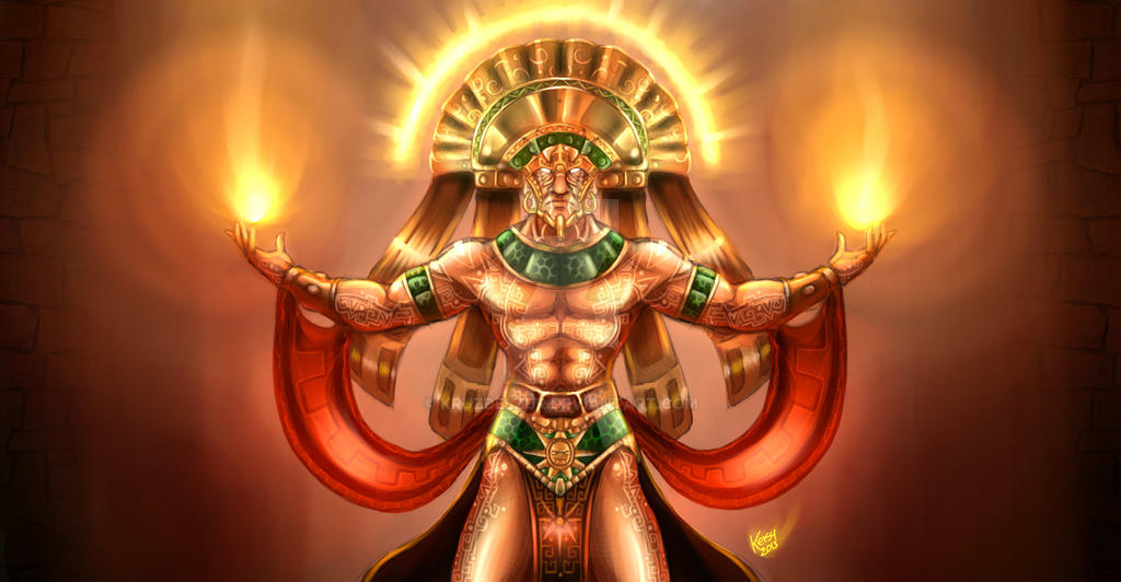 Images Of Inca Religion Sun God Spacehero