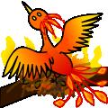 Phoenix by Lucyndaria