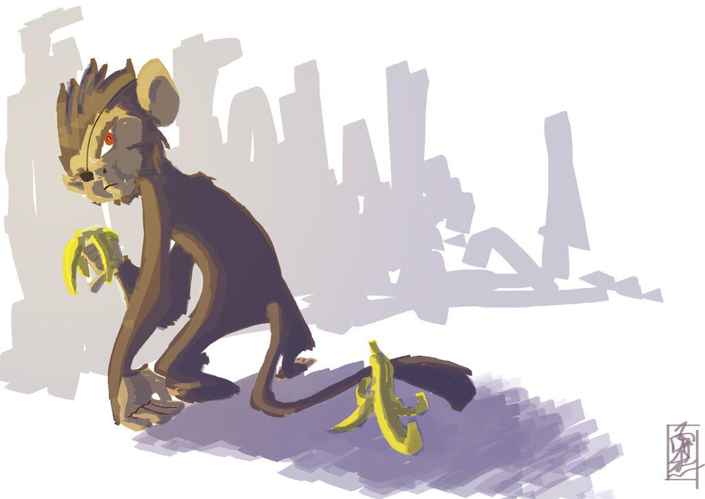 Monkey Business by iJayDeath