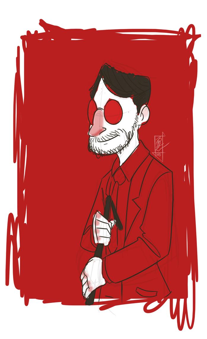 Blind Devil by iJayDeath