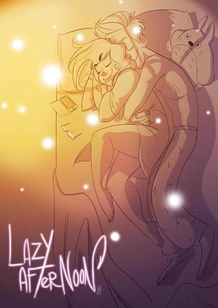 Lazy Afternoon by iJayDeath