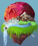 Utopic island