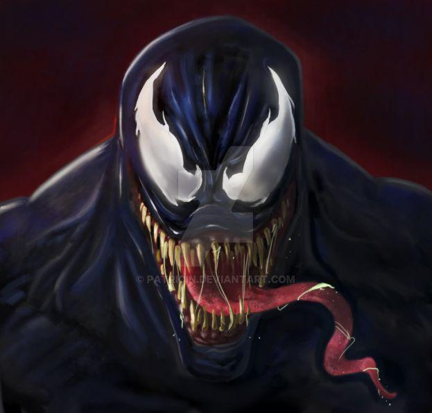 Venom Tattoo Designs: Venom Tattoo Design By Patricin On DeviantArt