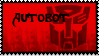 Autobot Stamp by DragonPud