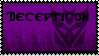 Decepticon Stamp by ObsydianDragon