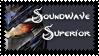 Soundwave Stamp by DragonPud