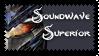 Soundwave Stamp by DragonPud