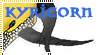 Kyricorn Stamp by ObsydianDragon