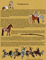 Old World Taishogun Breedsheet by DragonPud