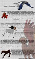 Catharan Breedsheet by DragonPud