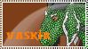 Vaskir Love Stamp by ObsydianDragon
