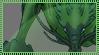PlantDrak Stamp by ObsydianDragon