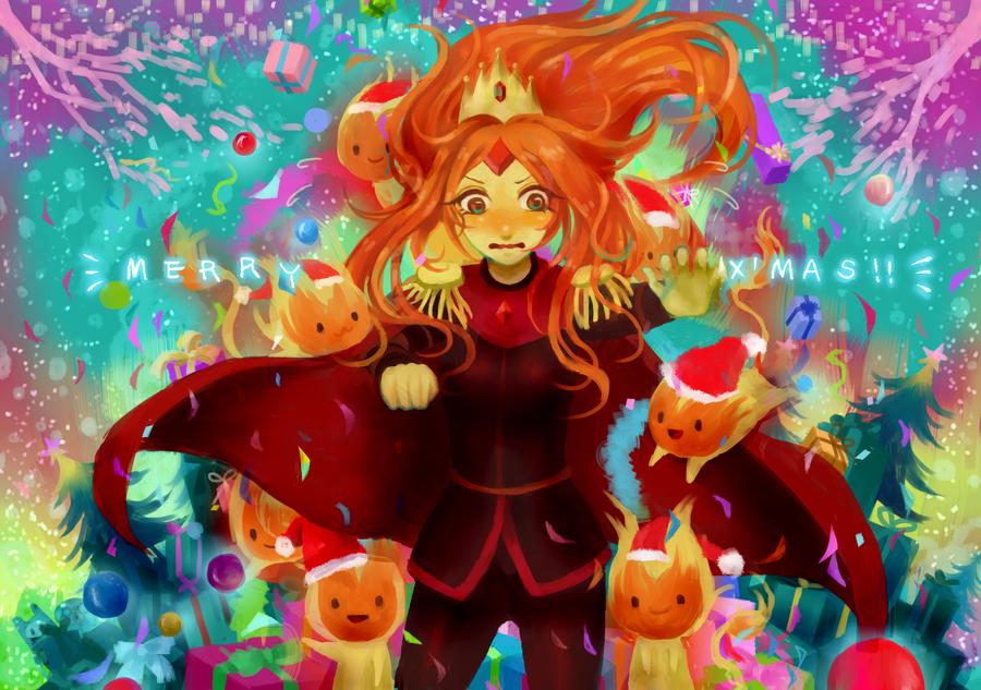 Merry X'mas!! by monorhapsody