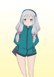 Sagiri Izumi by Vonless
