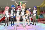 MMD: Dream C Club