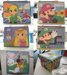 Zelda + Mario Box