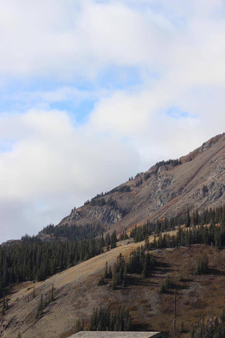 Sheep Mountain (canada) by xdancingintherain