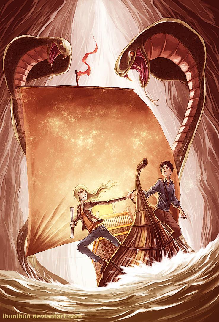throne of fire, Indonesian published version by ibunibun on DeviantArt