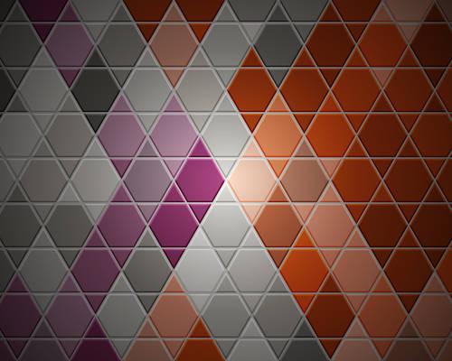 Tiled Triangles Ubuntu Community