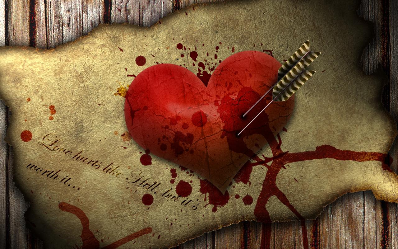 Love Hurts By N00biepl0x